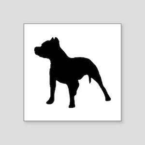pitbull 1C Sticker