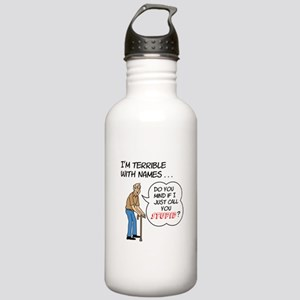 Can I Call You Stupid? Water Bottle