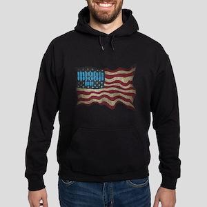 Steno flag Hoodie