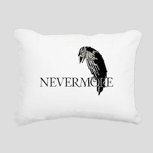 Nevermore Rectangular Canvas Pillow
