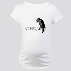 Nevermore Maternity T-Shirt