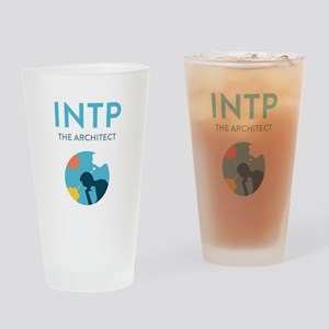 INTP Drinking Glass