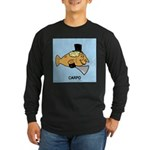 Carpo Long Sleeve Dark T-Shirt