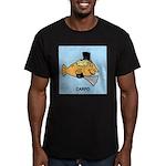 Carpo Men's Fitted T-Shirt (dark)