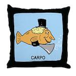 Carpo Throw Pillow