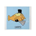 Carpo Throw Blanket