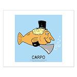 Carpo Small Poster