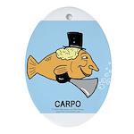 Carpo Ornament (Oval)