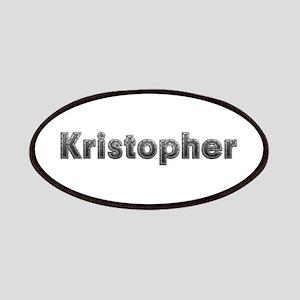 Kristopher Metal Patch