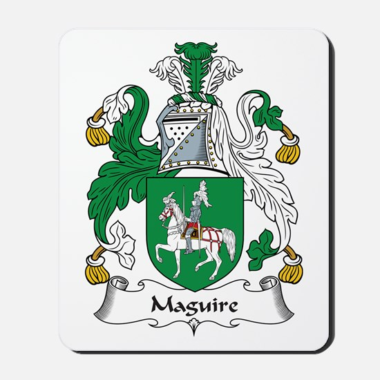 Maguire Mousepad