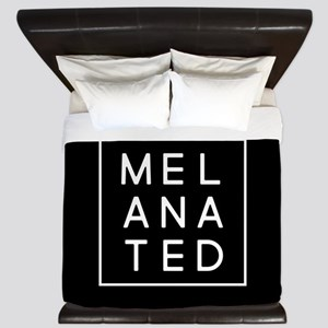 Melanated King Duvet