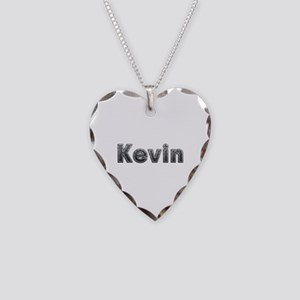 Kevin Metal Heart Necklace