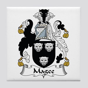 Magee Tile Coaster