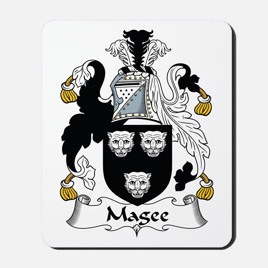 Magee Mousepad