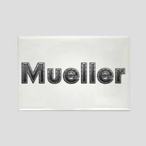 Mueller Metal Rectangle Magnet