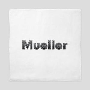 Mueller Metal Queen Duvet