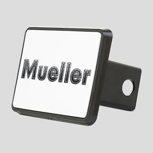 Mueller Metal Rectangular Hitch Cover