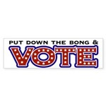 Put Down the Bong and VOTE II