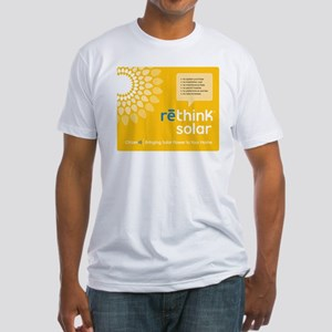 Rethink Fitted T-Shirt