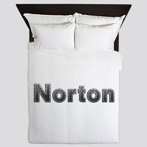 Norton Metal Queen Duvet