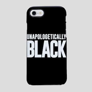 Unapologetically Black iPhone 7 Tough Case