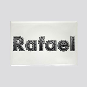 Rafael Metal Rectangle Magnet