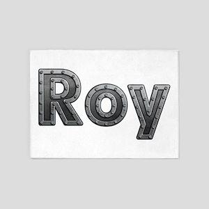 Roy Metal 5'x7' Area Rug