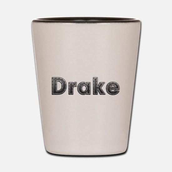 Drake Metal Shot Glass