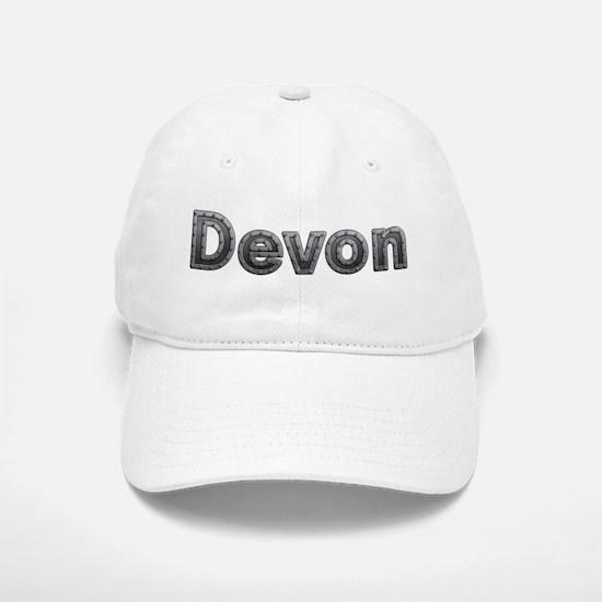 Devon Metal Baseball Baseball Baseball Cap