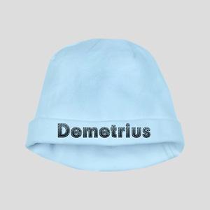Demetrius Metal baby hat