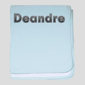 Deandre Metal baby blanket