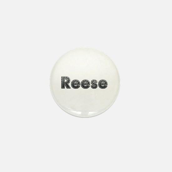Reese Metal Mini Button