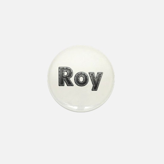 Roy Metal Mini Button