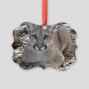 Cougar Artemis Ornament