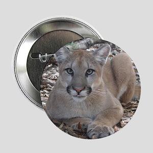 """Cougar Artemis 2.25"""" Button"""