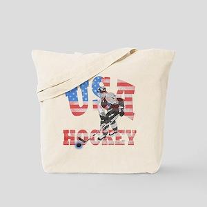 USA hockey Tote Bag