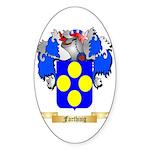 Farthing Sticker (Oval)