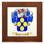 Farthing Framed Tile