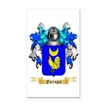 Farrugia Rectangle Car Magnet