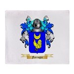 Farrugia Throw Blanket