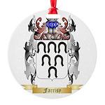 Farrisy Round Ornament