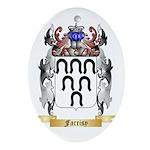 Farrisy Ornament (Oval)