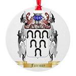Farrissy Round Ornament