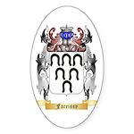 Farrissy Sticker (Oval 50 pk)