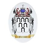Farrissy Ornament (Oval)