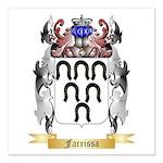 Farrissa Square Car Magnet 3
