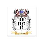 Farrissa Square Sticker 3