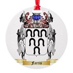 Farris Round Ornament