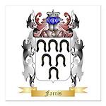 Farris Square Car Magnet 3