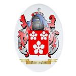 Farrington Ornament (Oval)